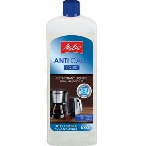 Melitta Melitta generieke ontkalker koffiemachines  Melitta Anti Calc Filter Cafe Machine Liquid